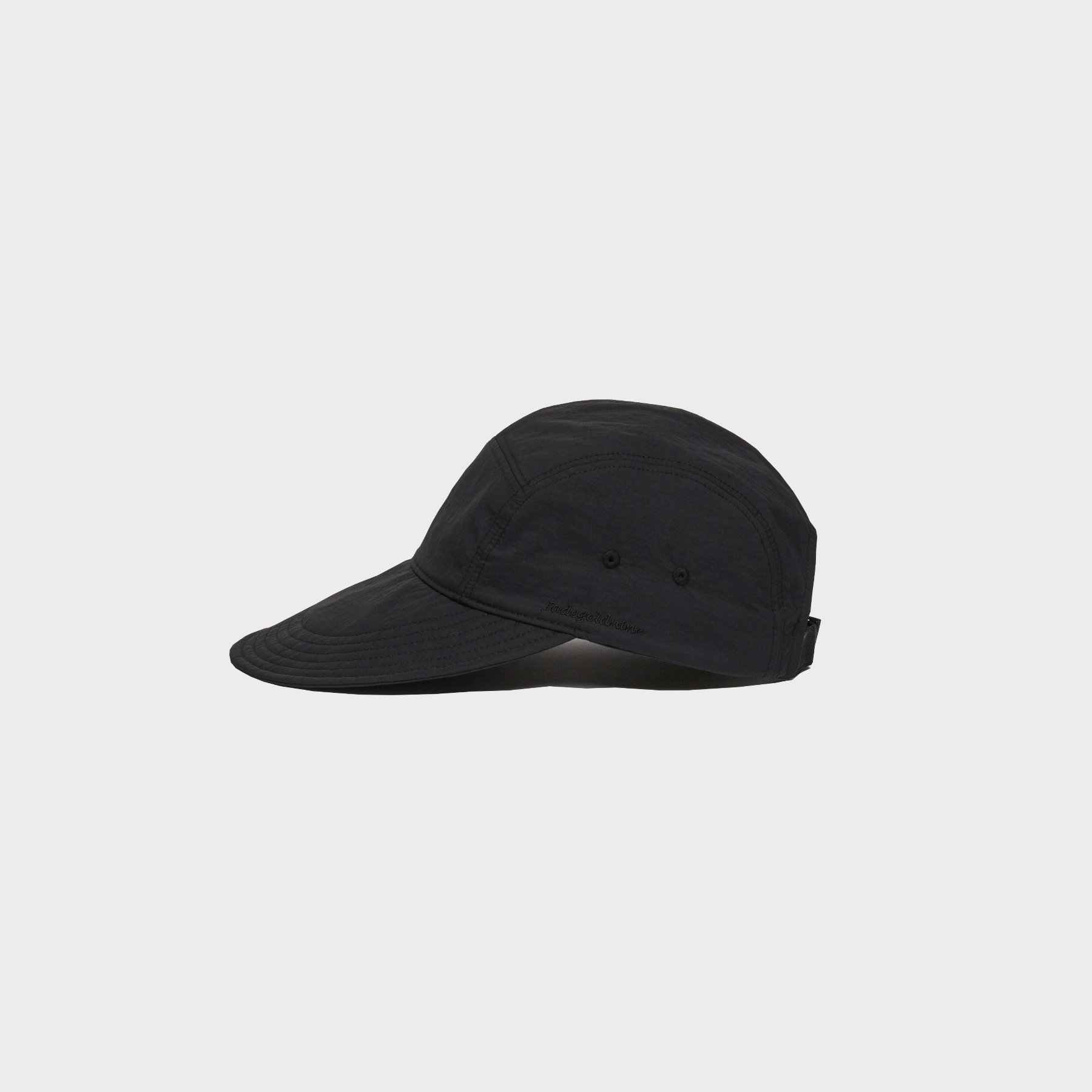 Summer campcap (black)